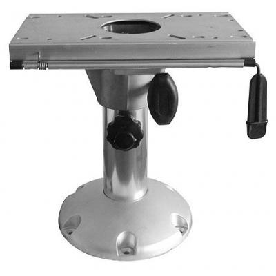 Стойка для сидений, регулируемая, с салазками, 330-432 мм