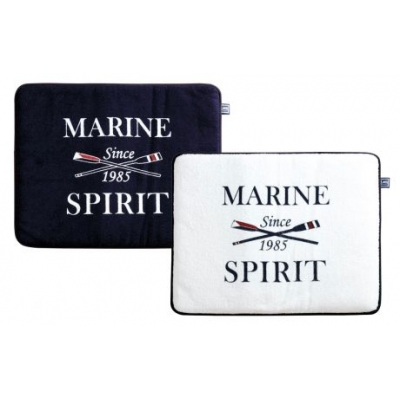 "Коврик для душа ""Marine Spirit"", белый"
