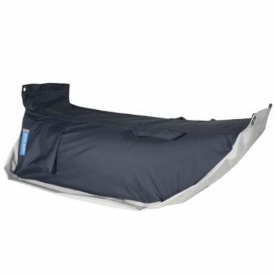 Сани надувные 1, темно-серый