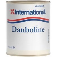 Трюмная краска «DANBOLINE», 750 мл, красная.