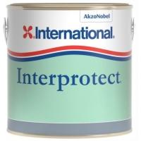 Грунт «INTERPROTECT», 2500 мл., серый.