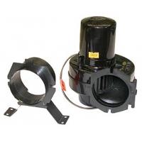 Вентилятор моторного отсека центробежный с кронштейнами.