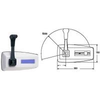 Привод дистанционного управления газом и реверсом «700 SO A-mechanism», для малых двигателей.