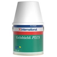 "Смола ""Gelshield Plus"", 2,25 л. Цвет: голубой."
