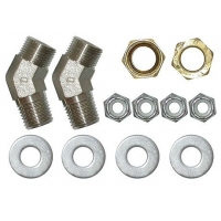 Установочный комплект для рулевых машинок «BayStar» и «SeaStar»