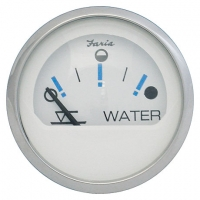 Указатель уровня воды, метрический, серия Chesapeake White SS