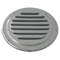 Вентиляционная решетка круглая, 102 мм