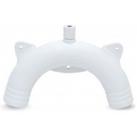 Вентилируемое антисифонное колено, «ТМС», 1 дюйм (25,4 мм)