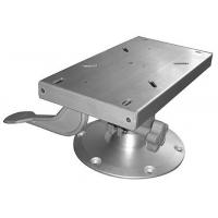 Низкопрофильная стойка для сидений с вертлюгом и салазками, 155 мм