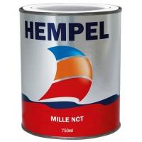 Необрастающая краска Mille NCT, белая, 0,75 л