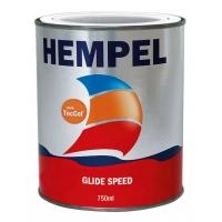 Необрастающая краска Glide Speed, темно-синяя, 0,75 л