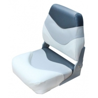 Сиденье Premium folding белое с серым