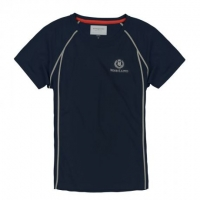 Футболка мужская «Fast-Dri Silver Mono» с коротким рукавом, цвет темно-синий, размер XL