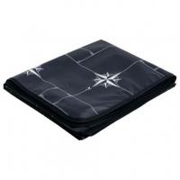 Скатерть ламинированная «Northwind» (полиэстер + хлопок), 115x100 см, 1 шт