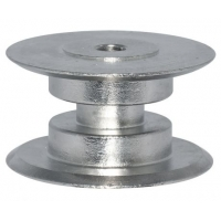 Запасной ролик 99 х 14,5 х 58,5 мм, нержавеющая сталь