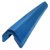Причальный кранец L-образный, синий