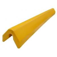 Причальный кранец L-образный, желтый