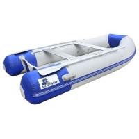 """Лодка """"Мореман 340"""", фанерный пайол"""
