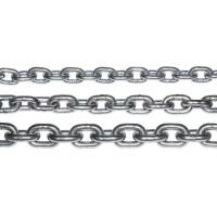 Цепь якорная из нержавеющей стали, AISI 316 , DIN 766, 6 мм