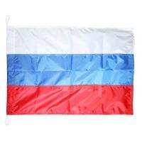Флаг России, шитый, 12х18 см