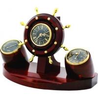 Часы+термометр+барометр