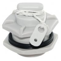 Запасной шпигат (сливной клапан) под транец до 20 мм