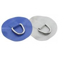 Запасное D-кольцо на основе из ПВХ-ткани, светло-серое