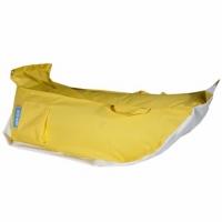 Сани надувные 1, желтый