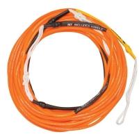 Вейкбордический фал 70 ft Silicone Neon Orange X-Line