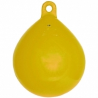 Буй «Float» 15х21 см., желтый.