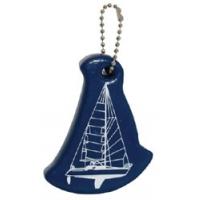 Брелок плавающий «Яхта», голубой