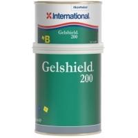 Противоосмотический грунт «GELSHIELD 200», 750 мл, зеленый.