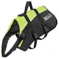 Спасательный жилет De Luxe для собак весом 0-4 кг Зеленый