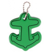 "Брелок плавающий ""Якорь"", зеленый"