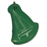 "Брелок плавающий ""Яхта"", зеленый"
