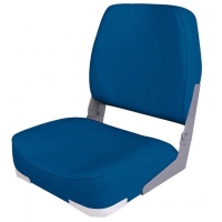Сиденье голубое