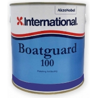 Эродирующая необрастающая краска Boatguard 100, темно-синий, 750 мл