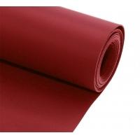 Материал ПВХ-ткань, красная. Плетение 2х2.
