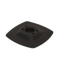 Монтажная ПВХ площадка (140х140 мм) для приклеивания на надувной борт Mp225