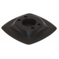 Монтажная ПВХ площадка (110х110 мм) для приклеивания на надувной борт Mp224