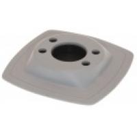 Монтажная ПВХ площадка (110х110 мм) для приклеивания на надувной борт Mp224-G