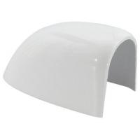 Торцевая накладка для привального бруса 30 мм, белая