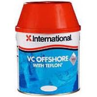 Твердая краска с тефлоном «VC Offshore with Teflon», синий, 750 мл