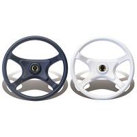 Рулевое колесо Garda, белое