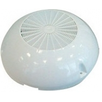 Вентиляционная головка с задрайкой, пластик