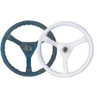"""Рулевое колесо """"T4"""", белое"""