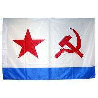 Флаг  ВМФ, 15х22 см