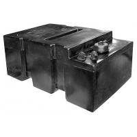 Топливый бак «TITANO Plus», 57 л, 400x650x300 мм