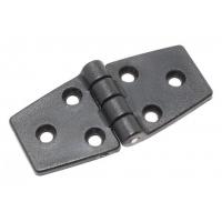 Петля пластиковая 76,2х35 мм, черная