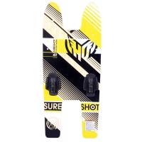 Детские парные лыжи\платформа Sure Shot Platform Trainer w\Rope